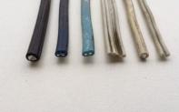 Alumīniju saturoši vadi un kabeļi